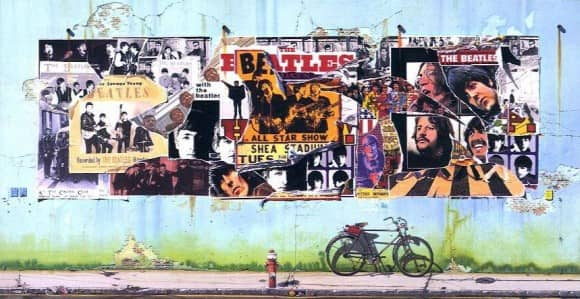The Beatles Anthology full artwork