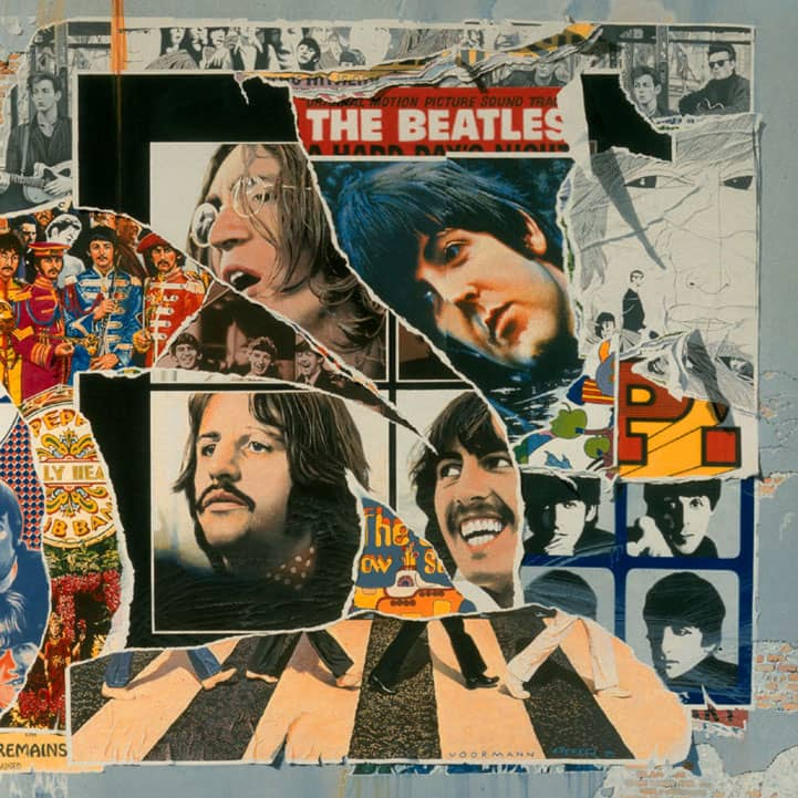 What's The New Mary Jane – The Beatles Bible