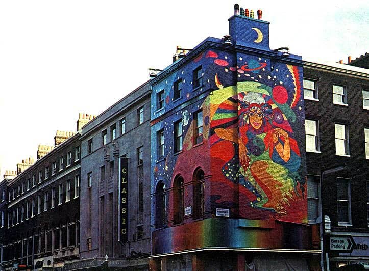 The Beatles' Apple Boutique, 1967