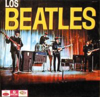 Los Beatles album artwork - Argentina