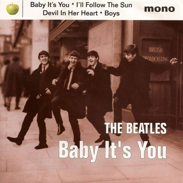 Baby It's You single artwork