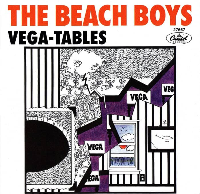 Vega-Tables by The Beach Boys