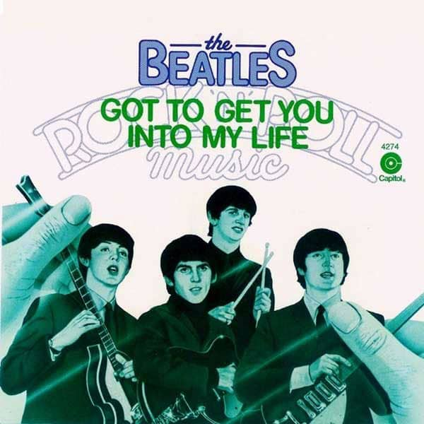 Got To Get You Into My Life single (USA), 1976