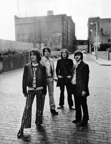 The Beatles' Mad Day Out, location six, 28 July 1968