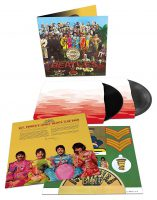 Sgt Pepper's Lonely Hearts Club Band – 50th anniversary double vinyl edition