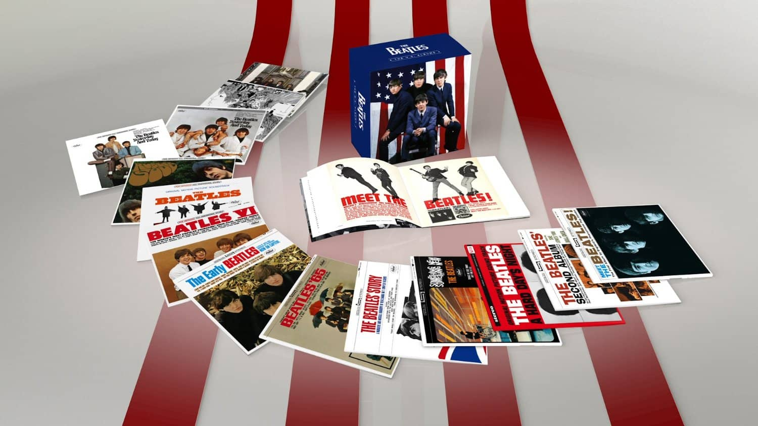 The US Albums box set (2014)