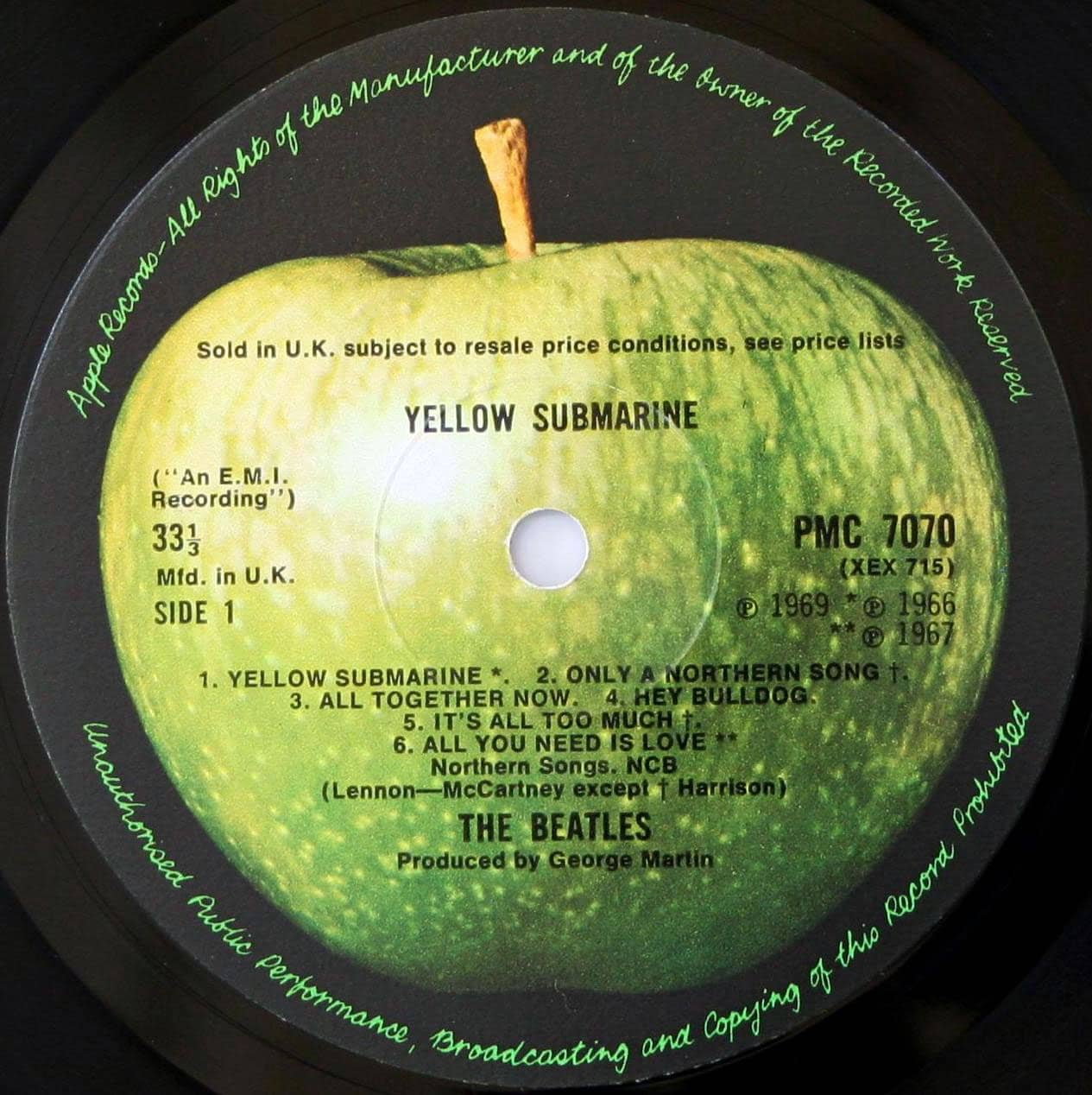 25 May 1967 Recording It S All Too Much The Beatles Bible