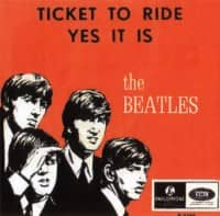 Ticket To Ride single artwork – Belgium