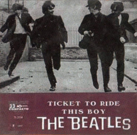 Ticket To Ride single artwork - Brazil