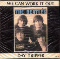 We Can Work It Out/Day Tripper single artwork – Brazil