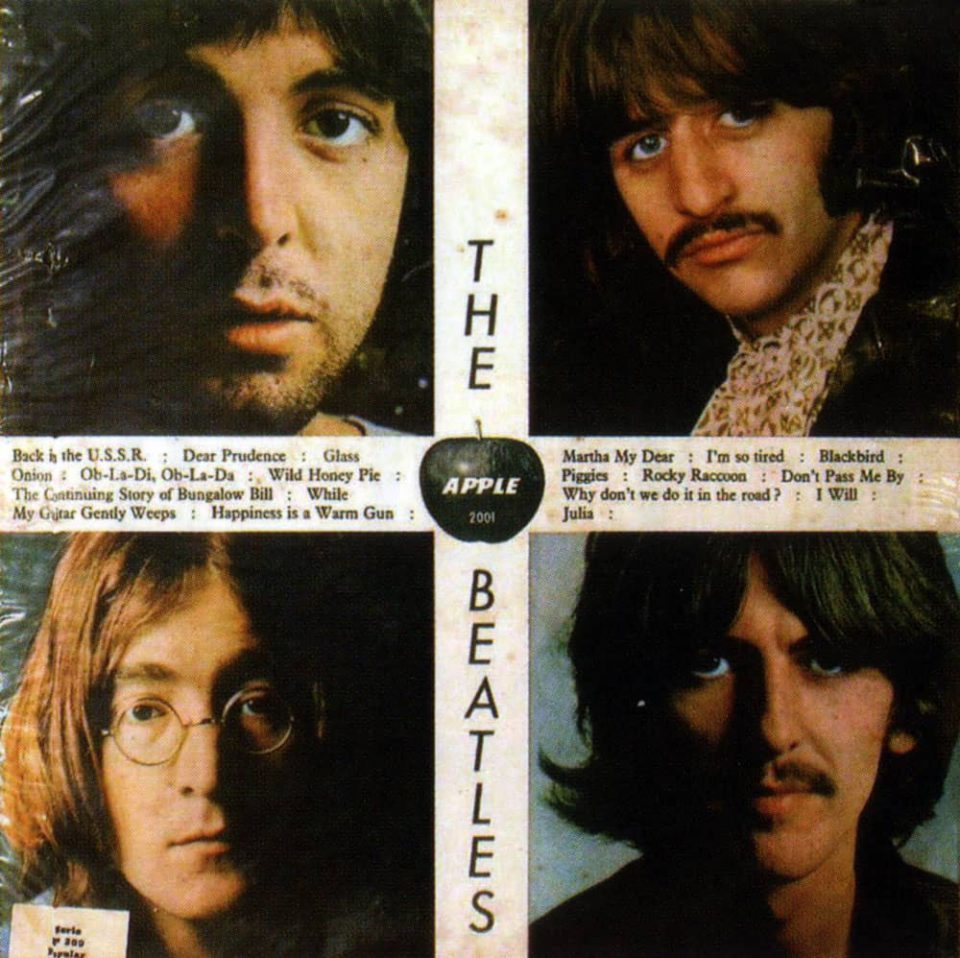 Beatles white album dissertation