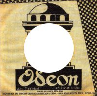 Odeon single sleeve – Costa Rica