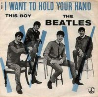 I Want To Hold Your Hand single artwork – Denmark, Norway
