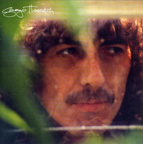 George Harrison album artwork