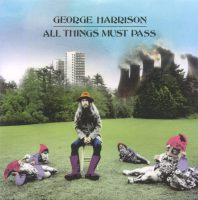 George Harrison – All Things Must Pass (2001) CD 1 artwork