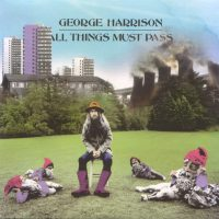 George Harrison –All Things Must Pass (2001) CD 2 artwork