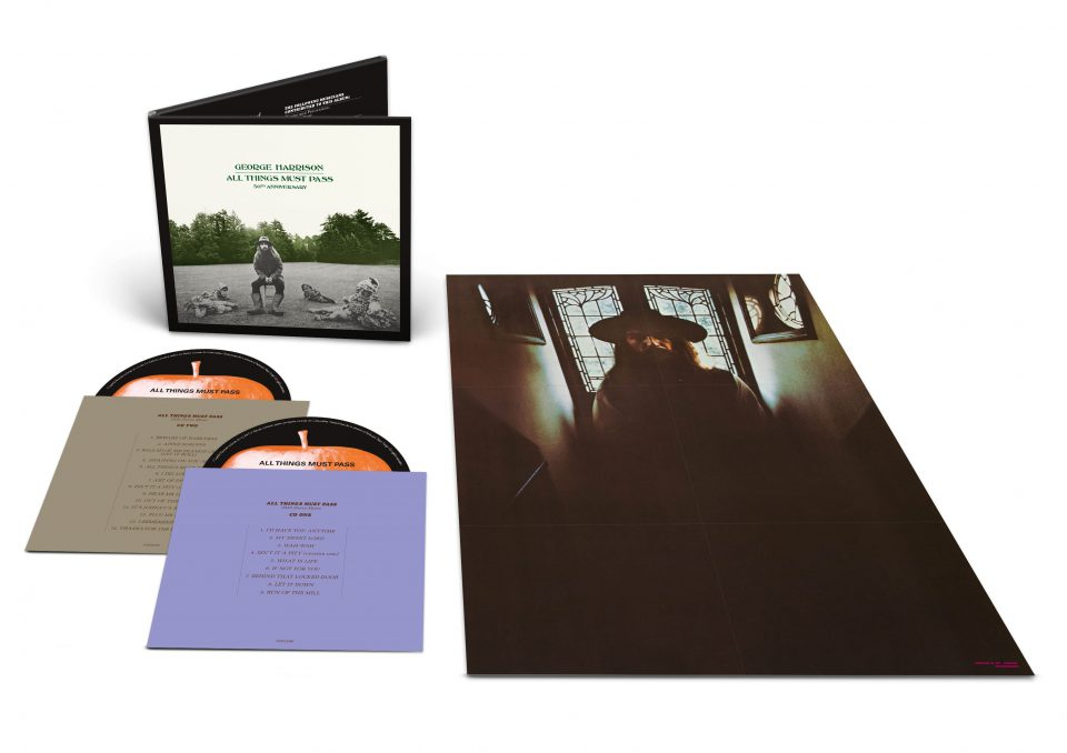 George Harrison –All Things Must Pass (50th Anniversary) 2xCD