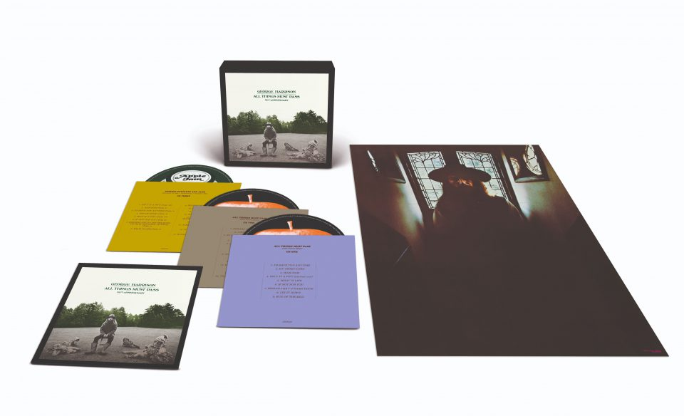 George Harrison –All Things Must Pass (50th Anniversary) 3xCD