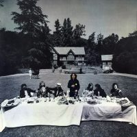 George Harrison: Living In The Material World – gatefold photograph