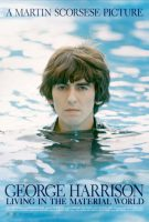 Advert for Martin Scorsese's documentary George Harrison: Living In The Material World