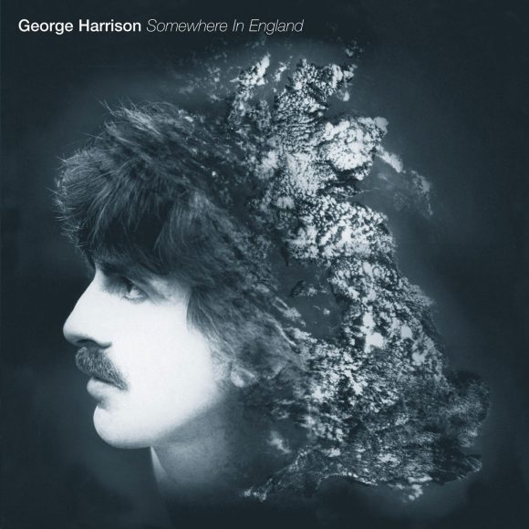 George Harrison – Somewhere In England original artwork