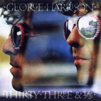 Thirty-Three & A Third album artwork - George Harrison