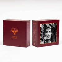 George Harrison Vinyl Collection box set – front and back covers