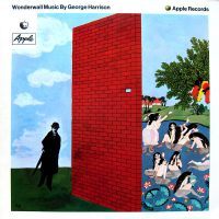 Wonderwall Music album artwork - George Harrison