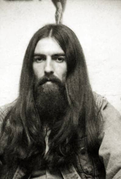 George Harrison, circa 1970 – The Beatles Bible