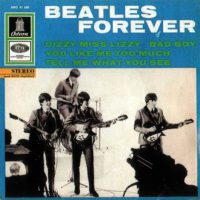 Beatles Forever EP artwork - Germany