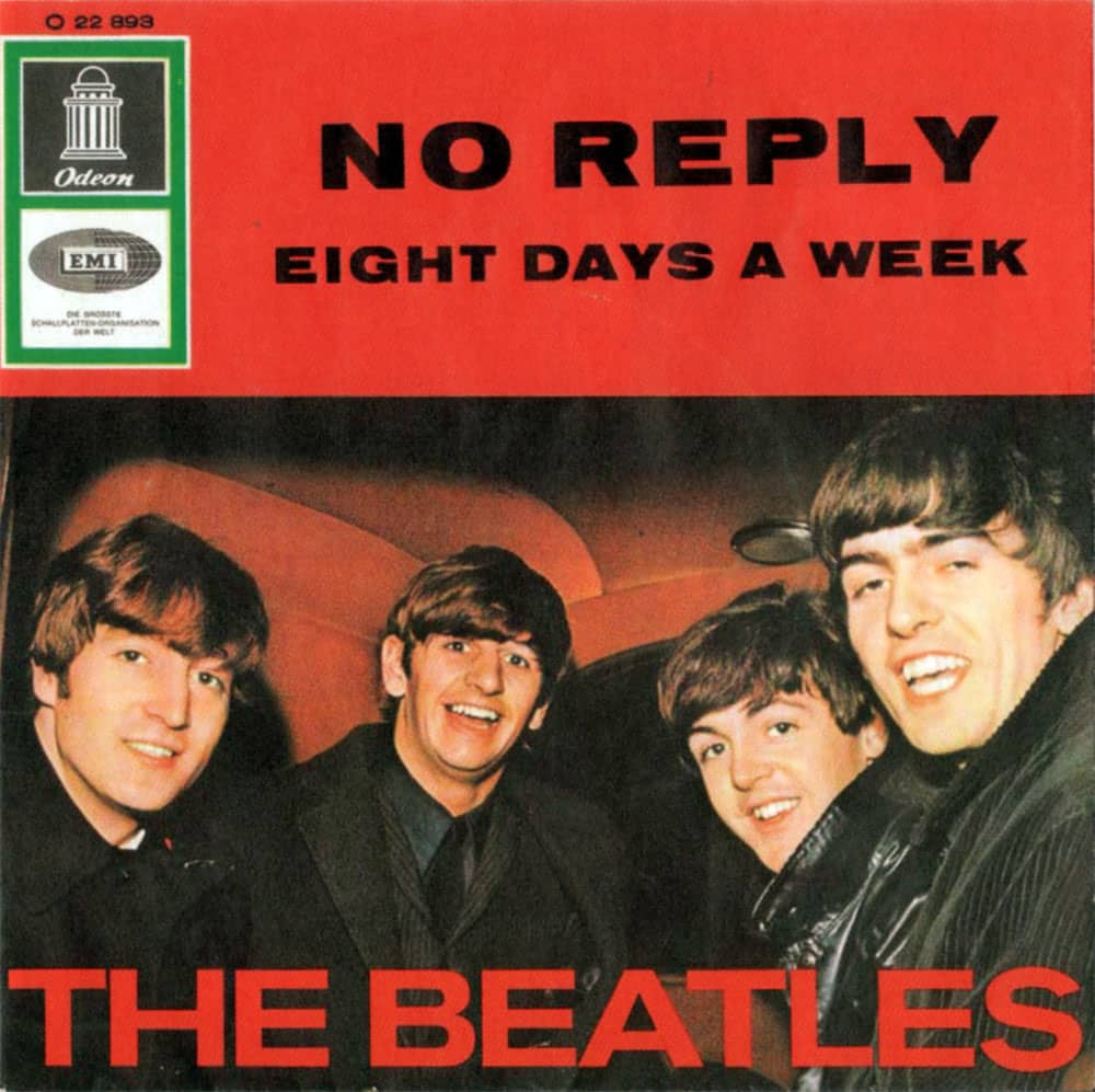No Reply The Beatles Bible