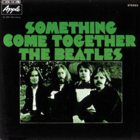 Something/Come Together single artwork - Germany