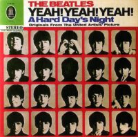 Yeah! Yeah! Yeah! A Hard Day's Night album artwork – Germany