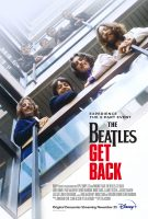 The Beatles: Get Back documentary poster (2021)