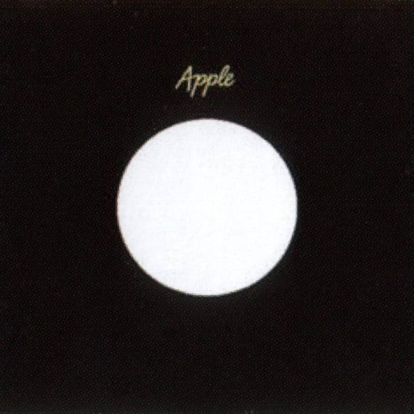 Apple single sleeve - India, Netherlands, Philippines, Singapore, Venezuela