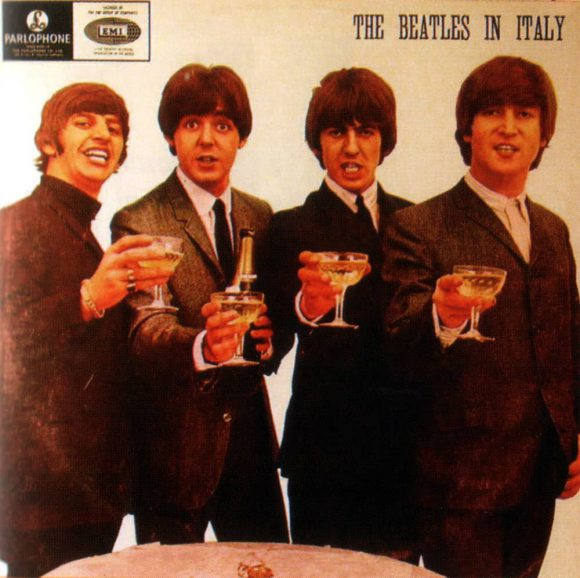 The Beatles In Italy album artwork - Israel