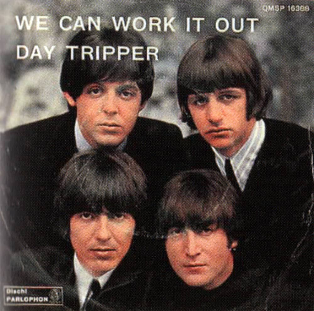 the beatles day tripper we