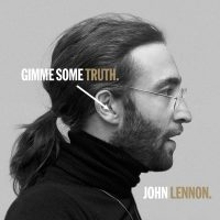 John Lennon – Gimme Some Truth (2020 album) cover artwork