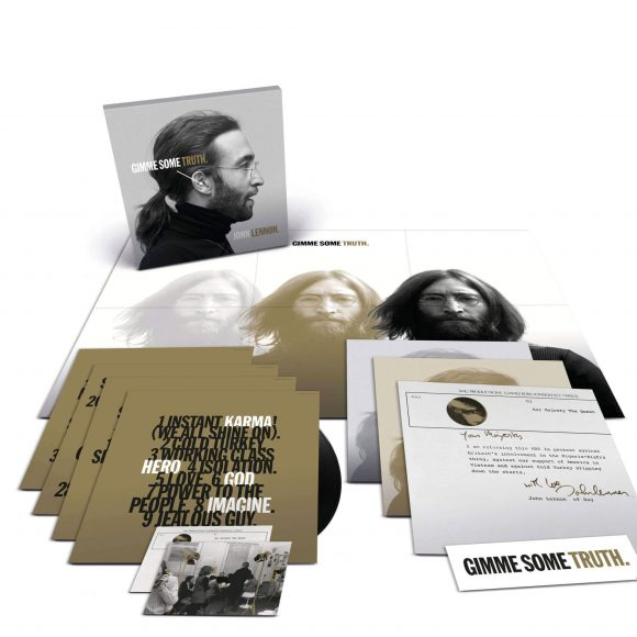John Lennon – Gimme Some Truth (2020 album) 4xLP