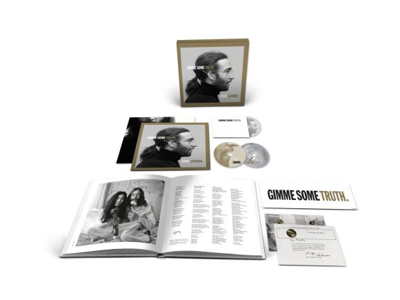 John Lennon – Gimme Some Truth (2020 album) 2xCD and Blu-ray