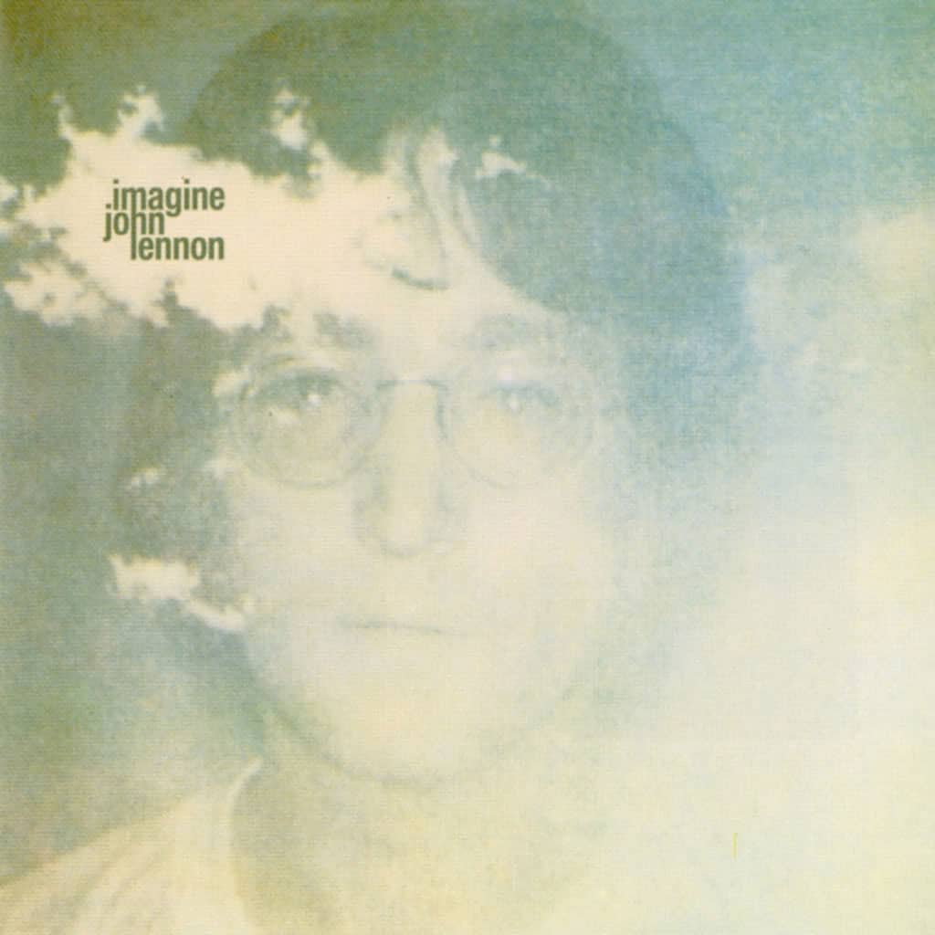 Imagine album artwork - John Lennon