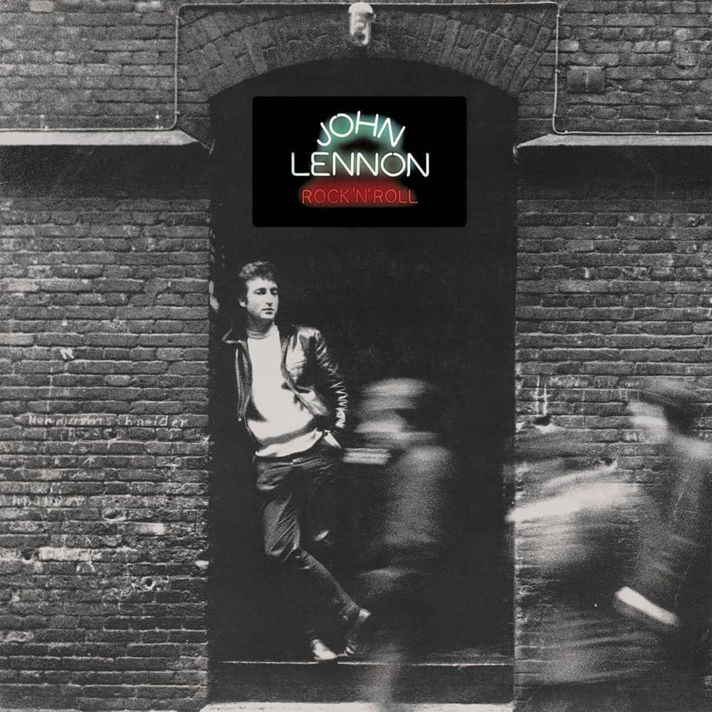 Rock 'N' Roll album artwork - John Lennon
