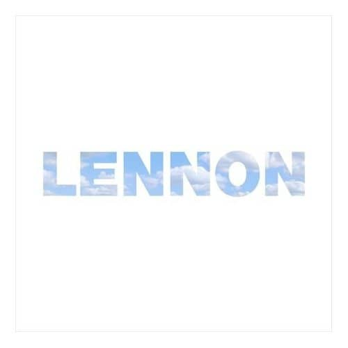 John Lennon Signature Box artwork