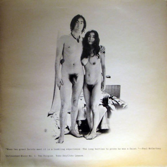 Unfinished Music No 1: Two Virgins - John Lennon and Yoko Ono