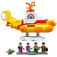 LEGO – The Beatles' Yellow Submarine
