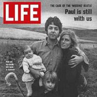 Life magazine – Paul is Dead issue