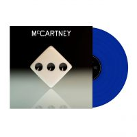 McCartney III – blue vinyl edition (HMV)