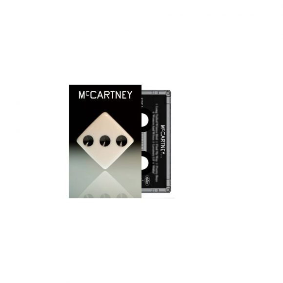 McCartney III cassette – Smokey Tint version