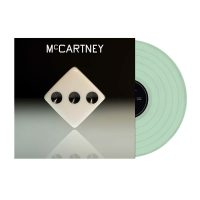 McCartney III – 'coke bottle clear vinyl' edition (Spotify)