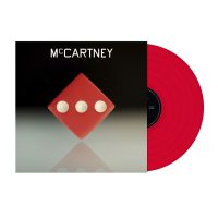 McCartney III – red vinyl edition